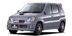 スズキ Keiワークス ベースグレード (2002年11月モデル)