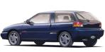 いすゞ ジェミニ OZ-G (1991年3月モデル)