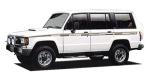 いすゞ ビッグホーン エクスポート ロング (1988年12月モデル)