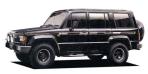 いすゞ ビッグホーン イルムシャー ロング (1988年12月モデル)