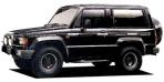 いすゞ ビッグホーン イルムシャーR ショート (1988年12月モデル)