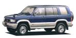 いすゞ ビッグホーン イルムシャー ロング (1995年6月モデル)
