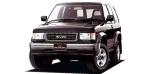 いすゞ ビッグホーン イルムシャー ショート (1995年6月モデル)