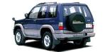 いすゞ ビッグホーン プレジール ショート (1999年10月モデル)