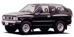 いすゞ ミュー メタルトップ XS (1991年9月モデル)