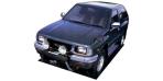 いすゞ ミュー タイプX (1994年12月モデル)