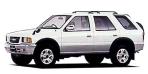 いすゞ ミューウィザード タイプE (1997年5月モデル)