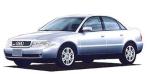 アウディ A4 1.8 (2000年9月モデル)