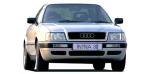 アウディ 80 2.3E (1992年2月モデル)