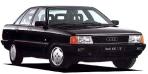 アウディ 100 ターボ (1990年10月モデル)