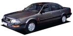 アウディ V8 ベースグレード (1989年10月モデル)