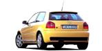 アウディ S3 ベースグレード (2002年8月モデル)