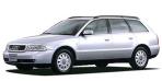 アウディ A4アバント 1.8 (1999年6月モデル)