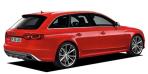 アウディ RS4アバント ベースグレード (2013年4月モデル)