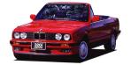BMW 3シリーズ 325iカブリオーレ (1989年1月モデル)