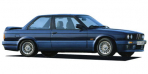 BMW 3シリーズ 320i Mテクニック (1989年4月モデル)