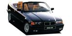 BMW 3シリーズ 328iカブリオーレ (1995年8月モデル)