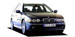 BMW 5シリーズ 525iツーリング Mスポーツパッケージ (2001年5月モデル)