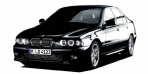 BMW 5シリーズ 525i (2002年6月モデル)