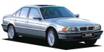 BMW 7シリーズ 750iL (2000年11月モデル)