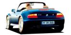 BMW Z3ロードスター ベースグレード (1997年3月モデル)