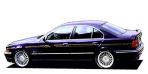 BMWアルピナ B10 V8リムジン (1999年10月モデル)