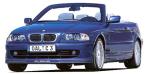 BMWアルピナ B3 3.3カブリオレ (2001年2月モデル)