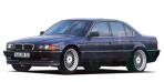 BMWアルピナ B12 5.7E-KAT (1997年1月モデル)