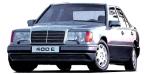 メルセデス・ベンツ ミディアムクラス 320E (1992年10月モデル)