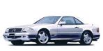 AMG SL SL55 (1999年10月モデル)