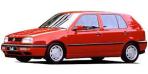 フォルクスワーゲン ゴルフ GLi (1992年10月モデル)