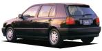 フォルクスワーゲン ゴルフ VR6 (1993年10月モデル)