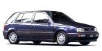 フォルクスワーゲン ゴルフ CLi (1995年1月モデル)