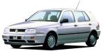 フォルクスワーゲン ゴルフ CLi (1995年10月モデル)