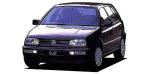 フォルクスワーゲン ゴルフ GLi (1996年9月モデル)