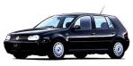 フォルクスワーゲン ゴルフ CLi (1998年8月モデル)