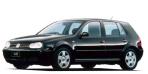 フォルクスワーゲン ゴルフ CLi (2002年1月モデル)