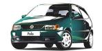 フォルクスワーゲン ポロ 4ドア (1999年5月モデル)