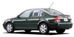 フォルクスワーゲン ボーラ ベースグレード (2001年7月モデル)
