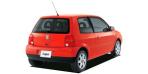 フォルクスワーゲン ルポ ルポ (2002年4月モデル)