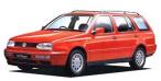 フォルクスワーゲン ゴルフワゴン 1.8 (1996年10月モデル)