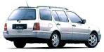フォルクスワーゲン ゴルフワゴン エクスクルーシブライン (1998年6月モデル)