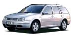フォルクスワーゲン ゴルフワゴン GLi (2000年2月モデル)