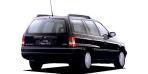 オペル アストラ ワゴンクラブ (1993年11月モデル)
