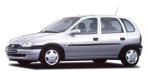 オペル ヴィータ CDX1.6 16V (1999年10月モデル)