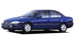 オペル オメガ GL (1996年10月モデル)