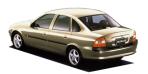 オペル ベクトラ GL (1997年10月モデル)