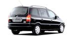 オペル ザフィーラ CDX (2000年11月モデル)