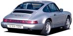ポルシェ 911 911ターボ (1991年2月モデル)