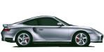 ポルシェ 911 911ターボ (2000年3月モデル)